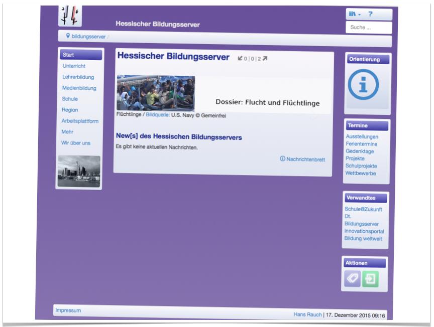 2008 entstand in Kooperation mit Lehrkräften aus anderen ...